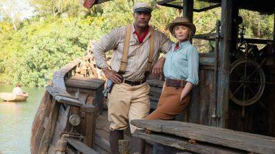 'Jungle Cruise' met Dwayne Johnson tegelijk met bioscooprelease ook te zien op Disney+