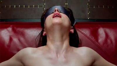 'Fifty Shades of Grey' met Dakota Johnson nu te zien op Netflix
