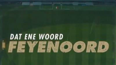 Disney+ deelt naam en releasedatum van documentaireserie over Feyenoord