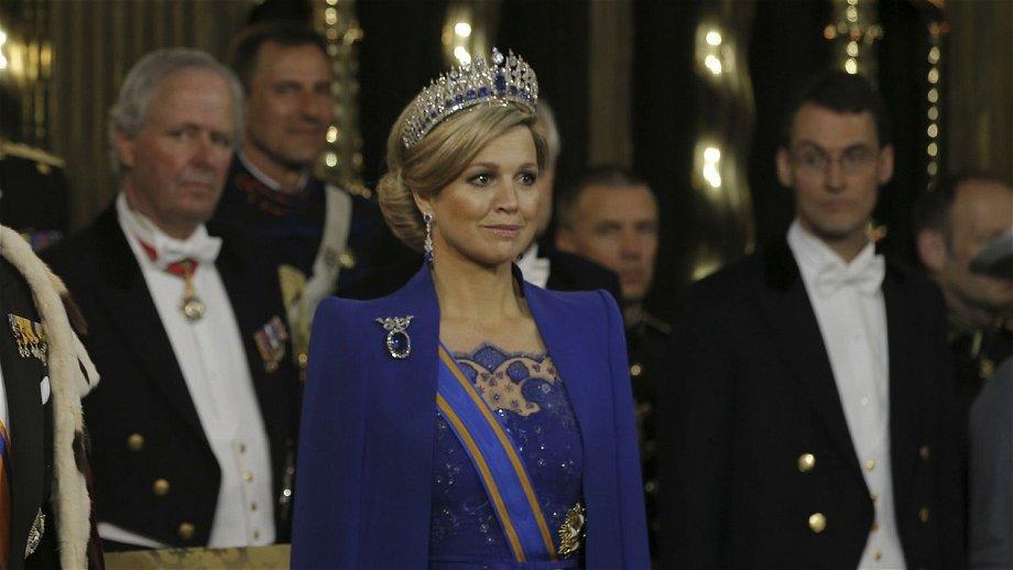 Boek over het leven van Koningin Máxima wordt omgetoverd tot een serie