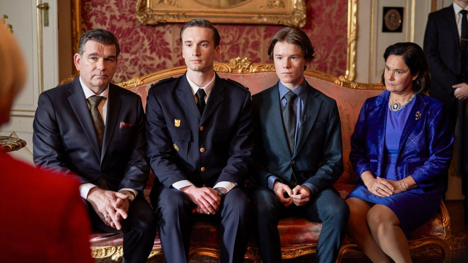 A Swedish prince must go to boarding school in the first teaser of Netflix  series 'Young Royals' - Paudal