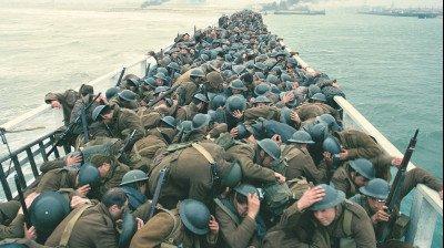Vanavond op tv: 'Dunkirk' van Christopher Nolan
