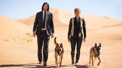 Vanavond op tv: Keanu Reeves in 'John Wick 3: Parabellum'