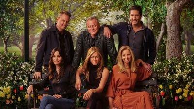 Langverwachte 'Friends'-reünie vanavond te zien op tv