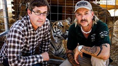 Vanavond op tv: documentaire 'Louis Theroux: Shooting Joe Exotic' over 'Tiger King'-ster Joe Exotic