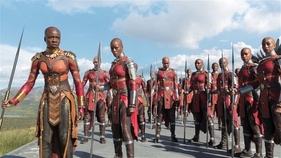 'Black Panther'-spin-off over Okoye aangekondigd door Disney+
