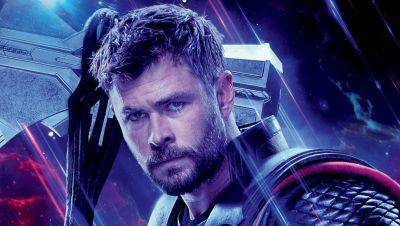 Opnames klaar van 'Thor: Love and Thunder': Chris Hemsworth deelt nieuwe setfoto