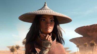 Avontuurlijke animatiefilm 'Raya and the Last Dragon' nu zonder bijbetaling te zien op Disney+