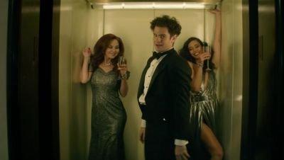 Andrew Garfield schittert in de muzikale teaser van Netflix-film 'Tick, Tick... Boom'