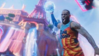 Nieuwe trailer van 'Space Jam: A New Legacy' met LeBron James nu te zien