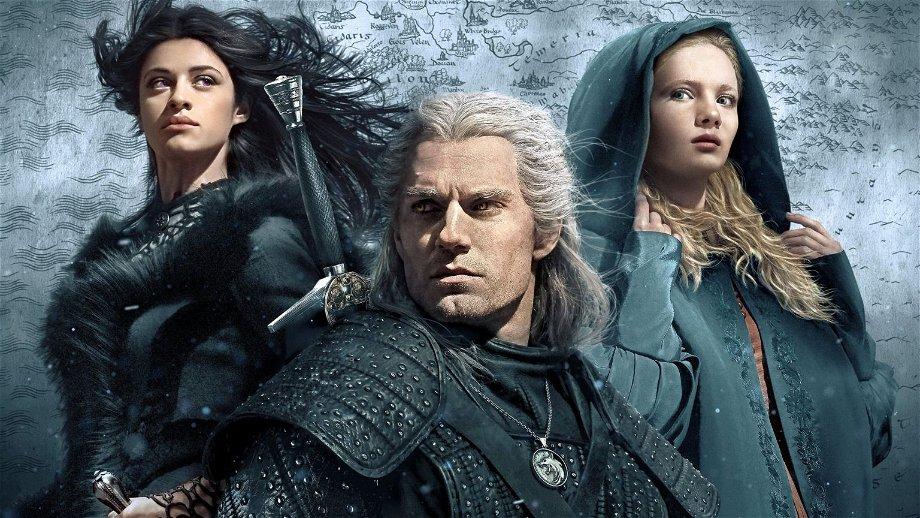 De eerste beelden van 'The Witcher' seizoen 2 zijn nu te zien