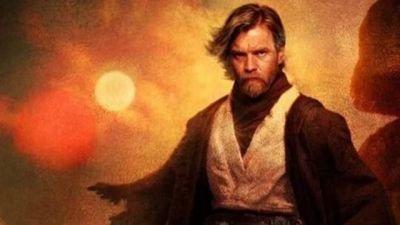 De eerste foto's van Ewan McGregor in de serie 'Obi-Wan Kenobi' zijn nu te zien