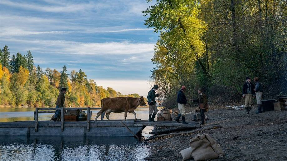 Recensie 'First Cow'