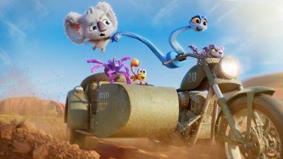 Komische animatiefilm 'Back to the Outback' komt naar Netflix, streamingdienst deelt eerste preview