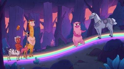 Netflix kondigt nieuwe kinderserie 'Centaurworld' aan en deelt eerste kleurrijke trailer