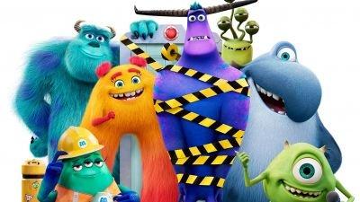 Disney+ deelt de trailer van animatieserie 'Monsters at Work' met Sulley en Mike