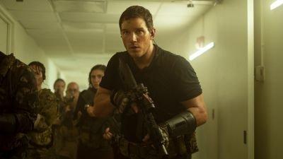 Chris Pratt schittert in de nieuwe trailer van sciencefictionfilm 'The Tomorrow War' van Amazon Prime Video