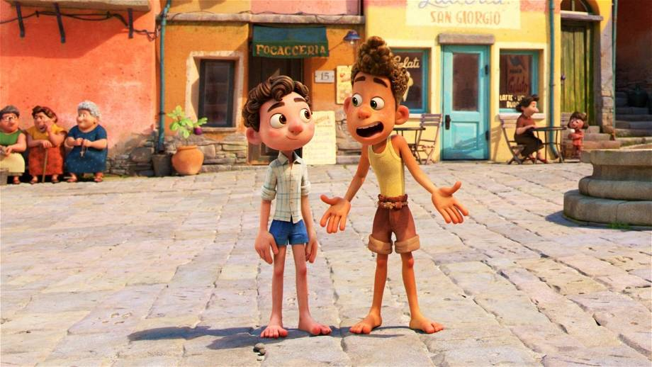 Zomerse Pixar-film 'Luca' nu te zien op Disney+
