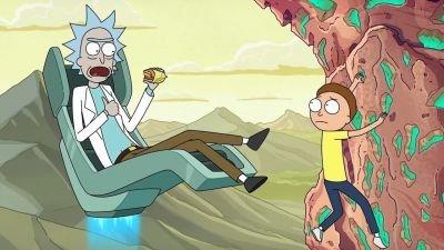 Nieuw op Netflix: de eerste aflevering van seizoen 5 van populaire animatieserie 'Rick and Morty'