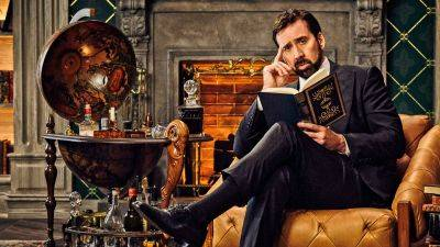 Nicolas Cage speelt hoofdrol in verfilming 'Butcher's Crossing' van John Williams