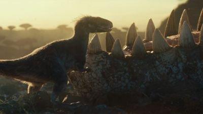 Eerste veelbelovende teaser van 'Jurassic World: Dominion' nu te zien