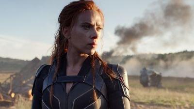 'Black Widow' vanaf juli toch ook te zien in Pathé-bioscopen