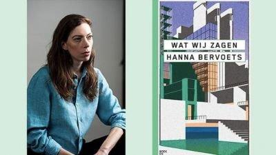 Boekenweekgeschenk 'Wat wij zagen' van Hanna Bervoets wordt verfilmd door maker van 'It's A Sin'