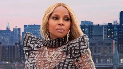 Muzikale documentaire 'Mary J Blige's My Life' vanaf vandaag te zien op Amazon Prime Video