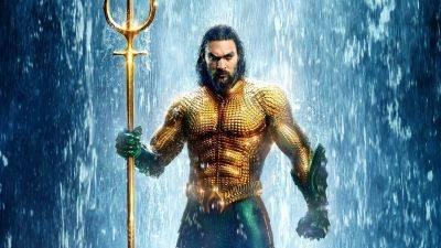Opnames 'Aquaman and the Lost Kingdom' van start op mysterieuze locatie