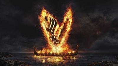 Laatste 10 afleveringen van hitserie 'Vikings' nu te zien op Netflix