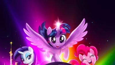Netflix stelt ons via een video voor aan de cast van 'My Little Pony: A New Generation'