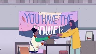 Nieuw op Netflix: muzikale animatieserie 'We the People' van Barack en Michelle Obama
