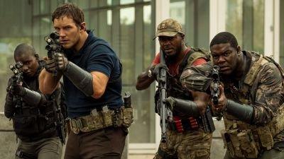 Nieuw op Amazon Prime Video: Chris Pratt in sciencefictionfilm 'The Tomorrow War'