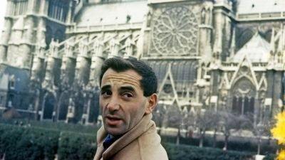 Recensie 'Aznavour, le regard de Charles'