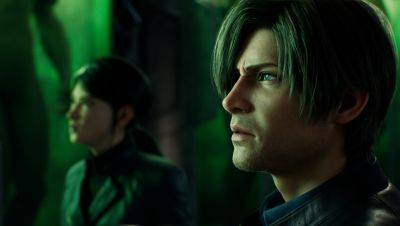 Animeserie 'Resident Evil: Infinite Darkness' nu te zien op Netflix