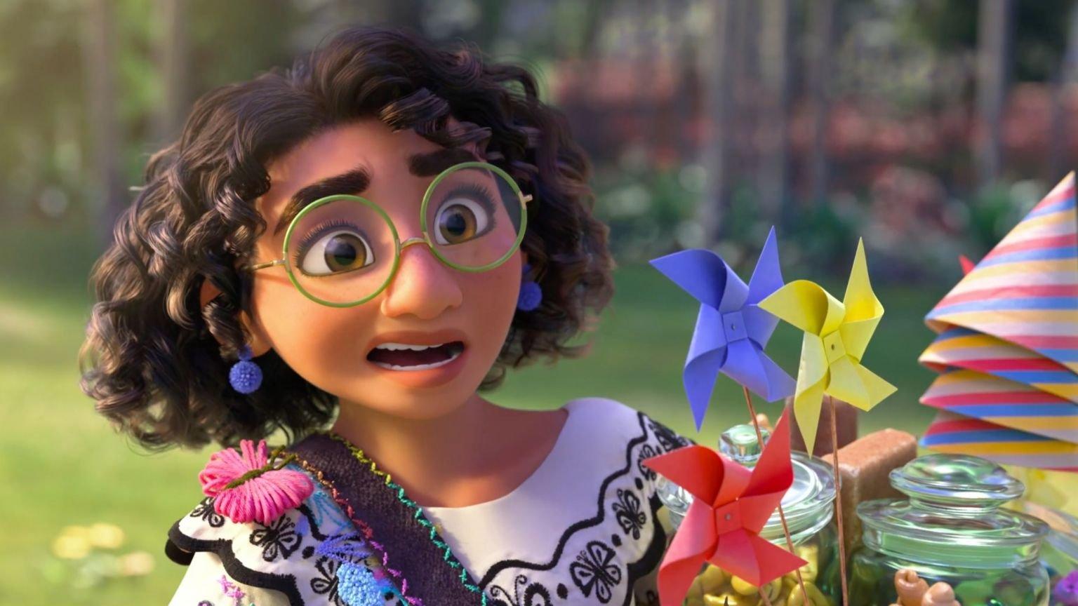 Disney Shares The Musical Trailer Of New Animation Film Encanto Paudal