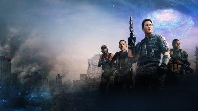 Chris Pratt blikt terug op de opnames van 'The Tomorrow War'