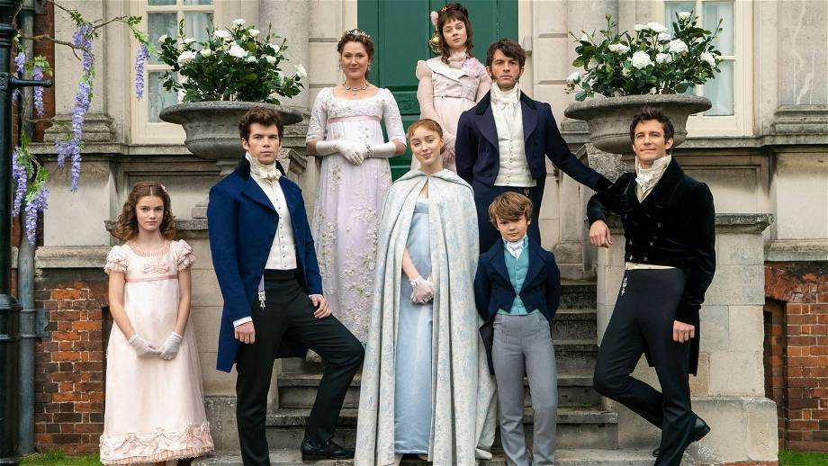 De opnames van Netflix' 'Bridgerton' zijn opnieuw onderbroken