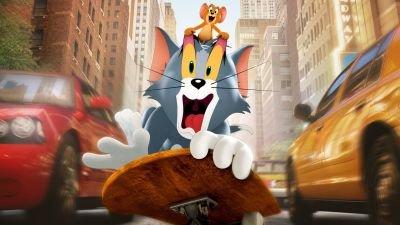 Komische animatiefilm 'Tom & Jerry' vanaf volgende week ook on demand te zien