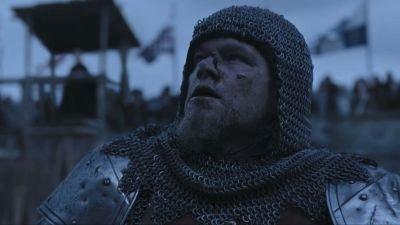 De eerste trailer van Ridley Scotts nieuwe film 'The Last Duel' met Adam Driver en Matt Damon is nu te zien