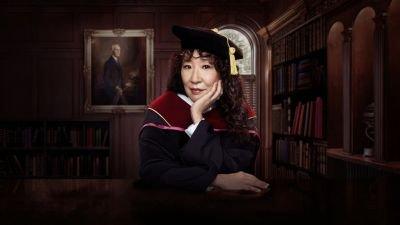 Netflix deelt veelbelovende trailer van komische dramaserie 'The Chair' met Sandra Oh