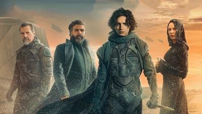 Nieuwe spectaculaire trailer van Villeneuves 'Dune' nu te zien
