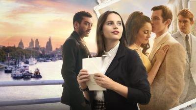 Vanaf vandaag op Netflix: 'The Last Letter From Your Lover' met Felicity Jones en Shailene Woodley