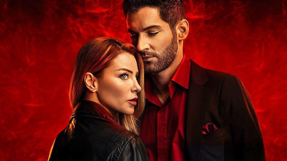 Tom Ellis publiceert foto van Netflix' 'Lucifer' seizoen 6