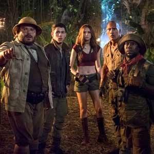 Winactie Jumanji: Welcome to the Jungle