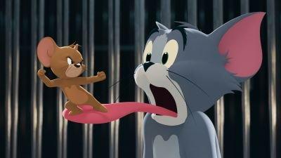 Bioscoopfilm 'Tom & Jerry' vanaf vandaag te zien via Pathé Thuis