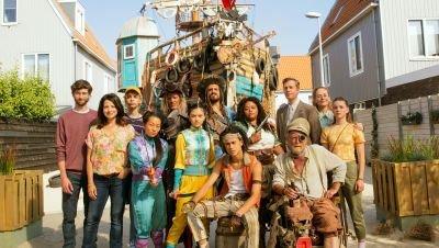 Opnames gestart van het vervolg op 'De piraten van hiernaast'