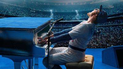 Nieuw op Netflix: Taron Egerton als Elton John in Oscarwinnaar 'Rocketman'