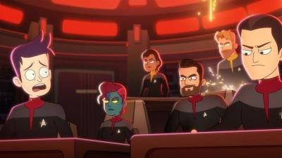 Amazon Prime Video deelt releasedatum van het nieuwe seizoen van 'Star Trek: Lower Decks'