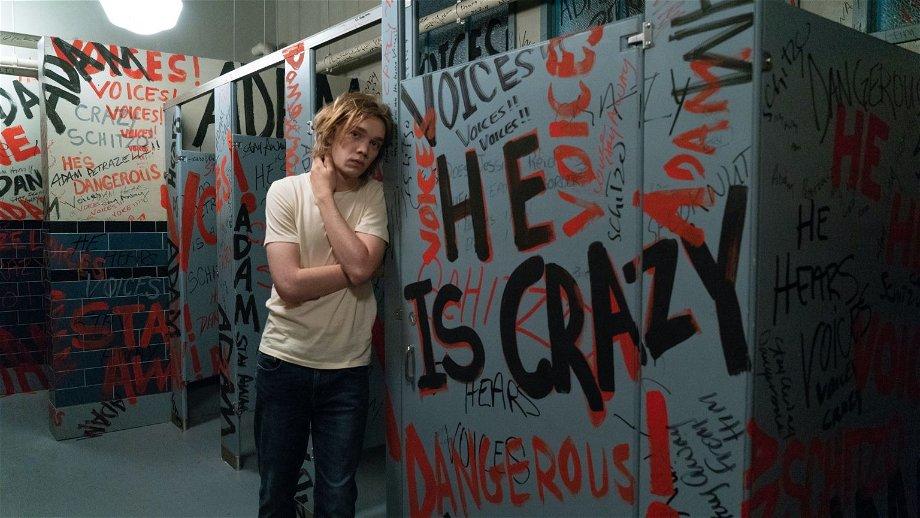 Recensie 'Words on Bathroom Walls'